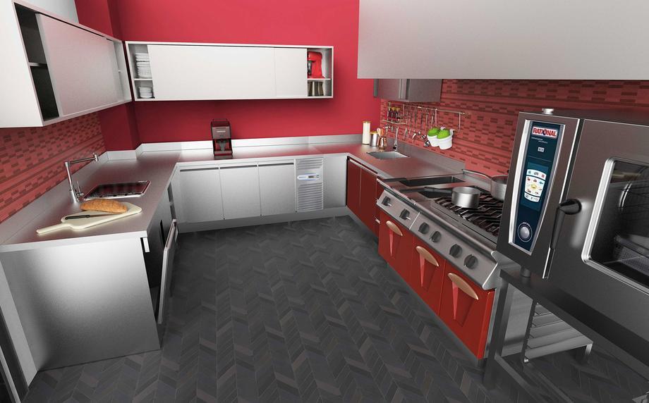 Kitchen Private Villa_01
