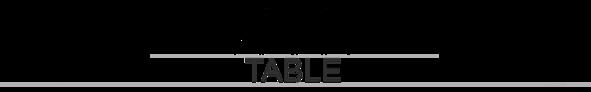 TABLE ARAK_01